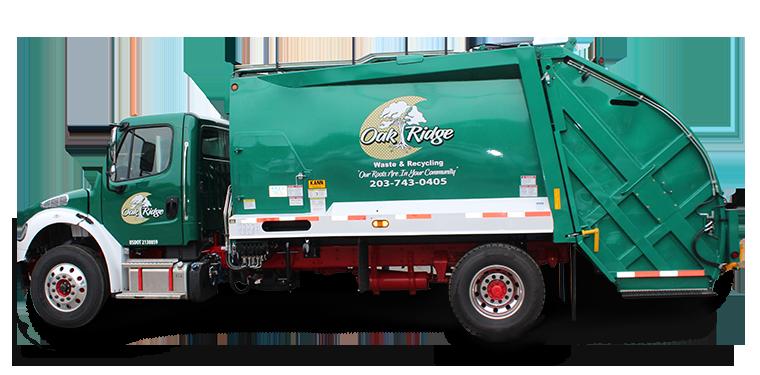 Oak Ridge Waste - Trash Service Company CT